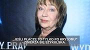 Ewa Szykulska choruje na cukrzycę