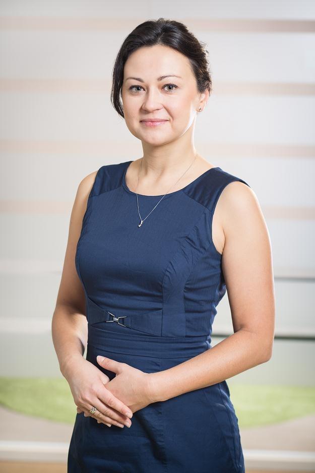 Ewa Szymkowska-Nowak, CSR Officer, UBS Kraków /
