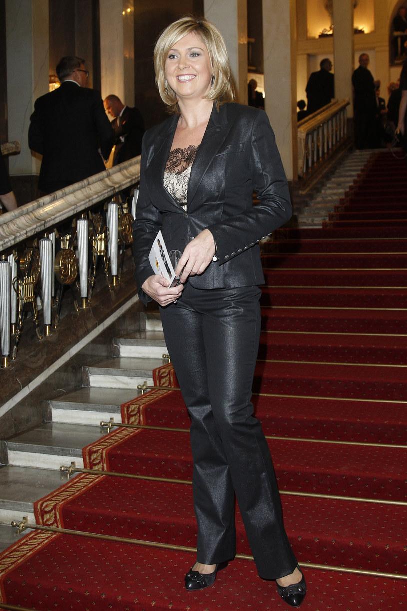 Ewa Wachowicz, 2011 rok / Engelbrecht /AKPA