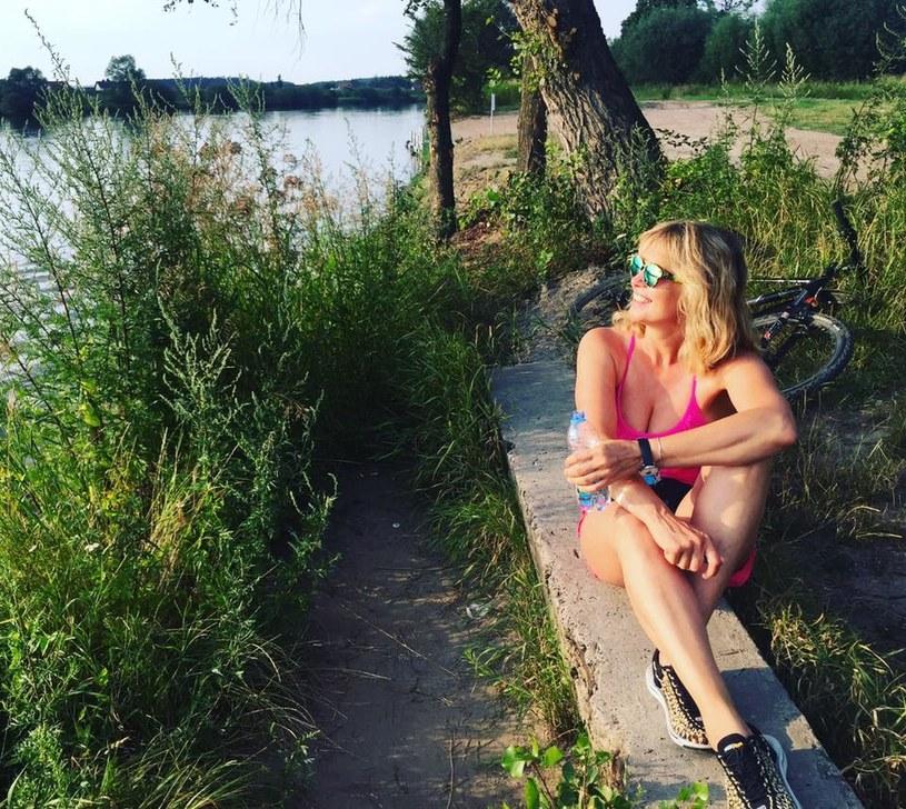 Ewa Wachowicz poleca swoje ulubione trasy na wycieczki /archiwum prywatne