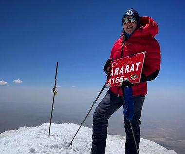 Ewa Wachowicz zdobyła najwyższy szczyt Turcji