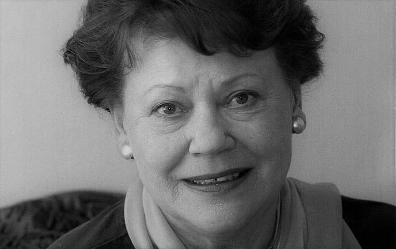 Ewa Wawrzoń na zdjęciu w 2004 roku /MICHAL KULAKOWSKI /Reporter