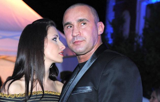 Ewa Wiertel, Przemysław Saleta /fot.Andrzej Szilagyi  /MWMedia