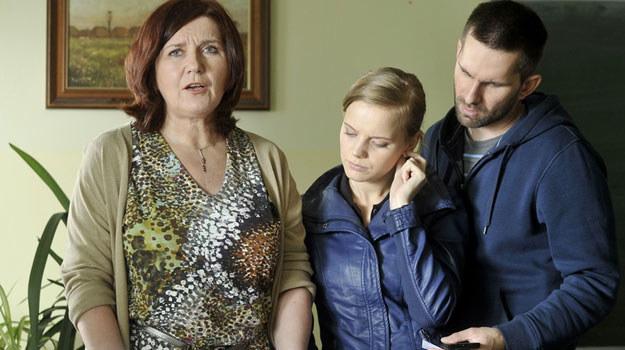 Ewa Ziętek wcieliła się w postać nauczycielki Anny Rolickiej /AKPA