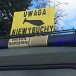 Ewakuacja 540 osób w Brzegu. Znaleziono niewybuch z czasów II wojny światowej