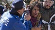 Ewakuacja Amony. Izraelscy policjanci siłą usunęli aktywistów z synagogi