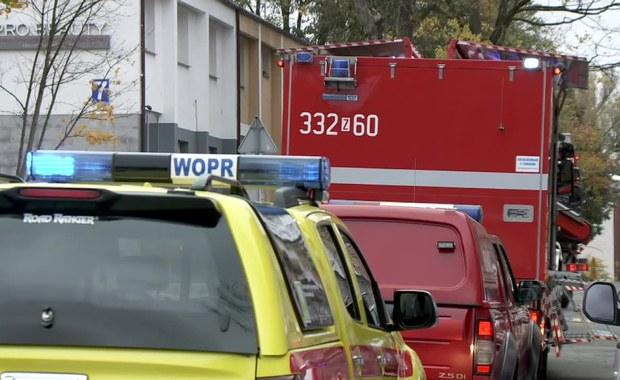 Ewakuacja basenu w Koszalinie. 11 dzieci w szpitalu