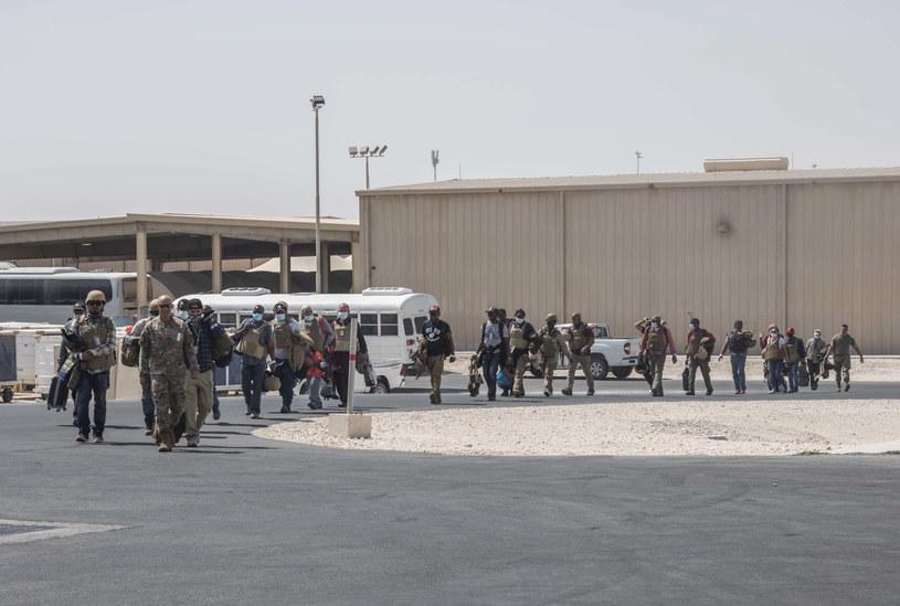 Ewakuacja personelu amerykańskiej ambasady w Afganistanie/Zdj. ilustracyjne /Staff Sgt. Kylee Gardner / US Air Force HANDOUT /PAP/EPA
