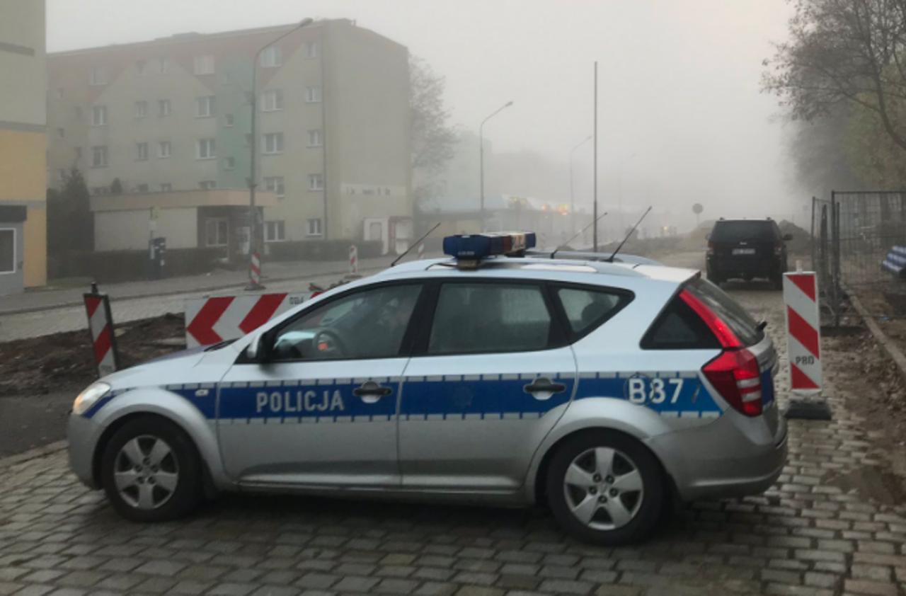 Ewakuacja w Głogowie. Powodem ćwierćtonowy niewybuch