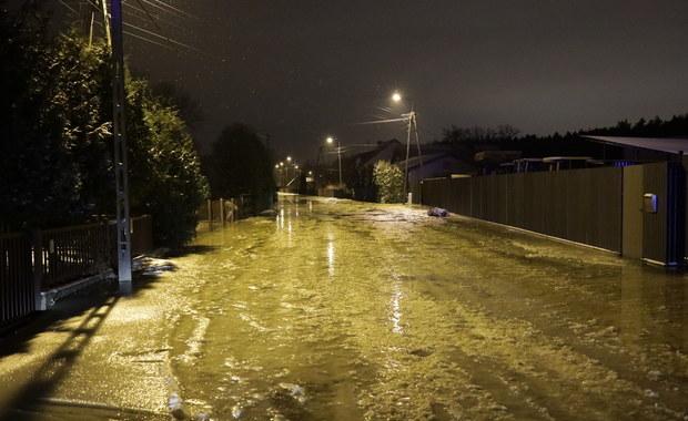 Ewakuacja w Płocku. Poziom Wisły szybko się podnosi, osiedle zagrożone powodzią