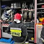 Ewakuowano stację paliw w Sokółce. Powodem - wyciek gazu