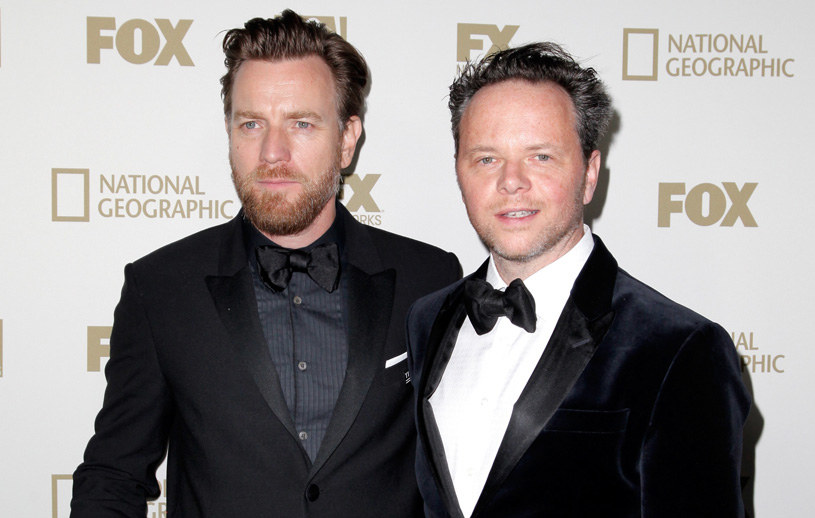 Ewan McGregor, Noah Hawley /Tibrina Hobson /Getty Images