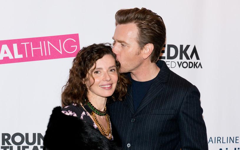 Ewan McGregor rozwodzi się z żoną! /Noam Galai /Getty Images