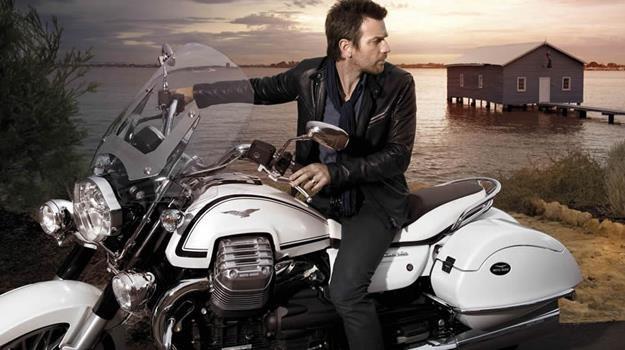 Ewan McGregor to zapalony motocyklista /materiały prasowe