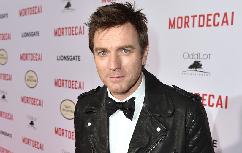 Ewan McGregor /Kevin Winter /Getty Images
