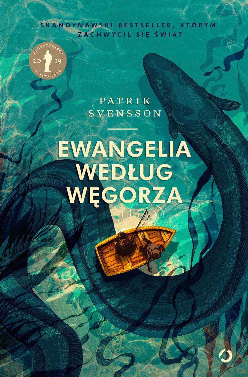 Ewangelia według węgorza, Patrik Svensson /materiały prasowe