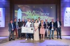 Ewelina Karpińska-Morek laureatką XVI edycji Nagrody Dziennikarzy Małopolski