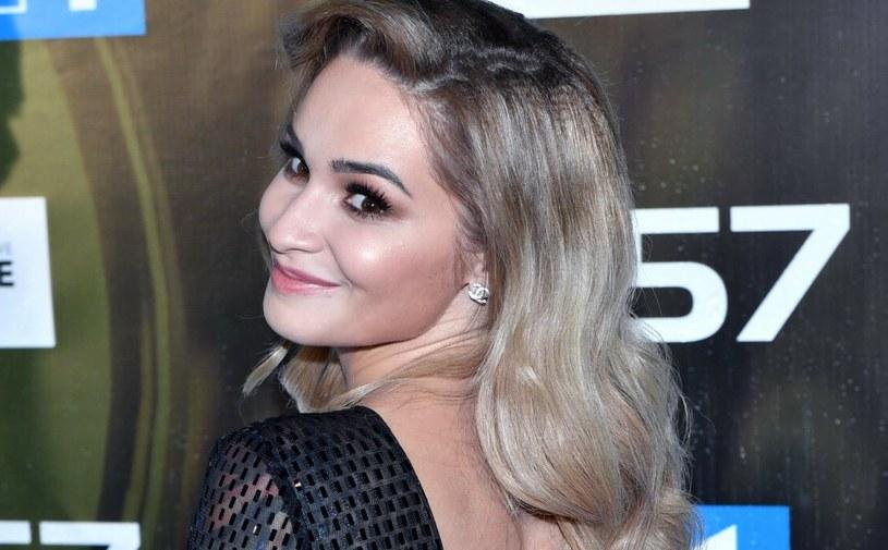 Ewelina Lisowska od pewnego czasu jest blondynką. W jasnych włosach też jest jej do twarzy! /Fot. Lukasz Kalinowski/ /East News