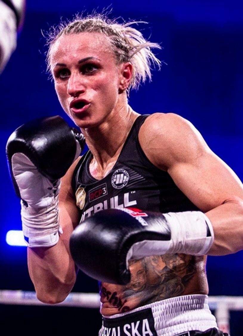 Ewelina Pękalska /bokser.org