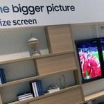 Ewolucja rozmiaru telewizora przez ostatnie 10 lat