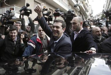 Exit poll: Populistyczna SYRIZA wygrała wybory w Grecji
