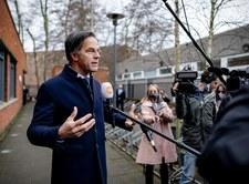 Exit poll z Holandii. Liberałowie wygrywają wybory parlamentarne