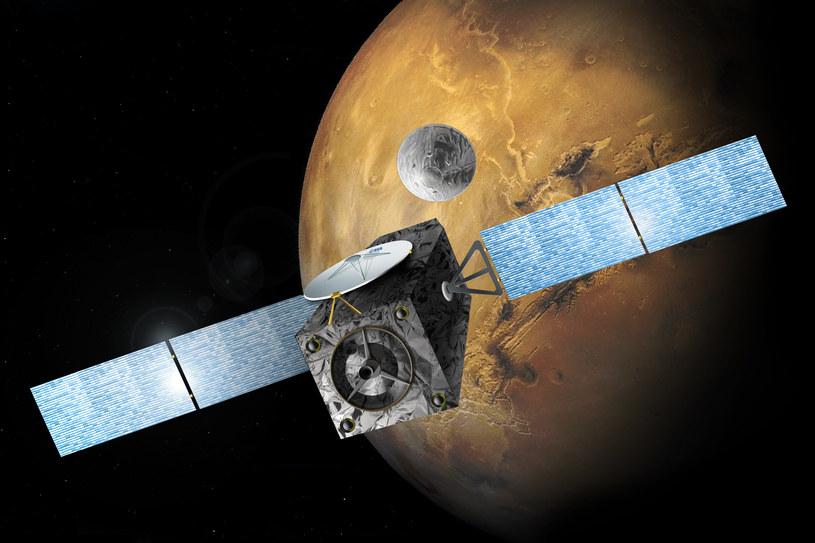 ExoMars2016 - Misja poszukowania śladów życia na Marsie. Fot. ESA /materiały prasowe