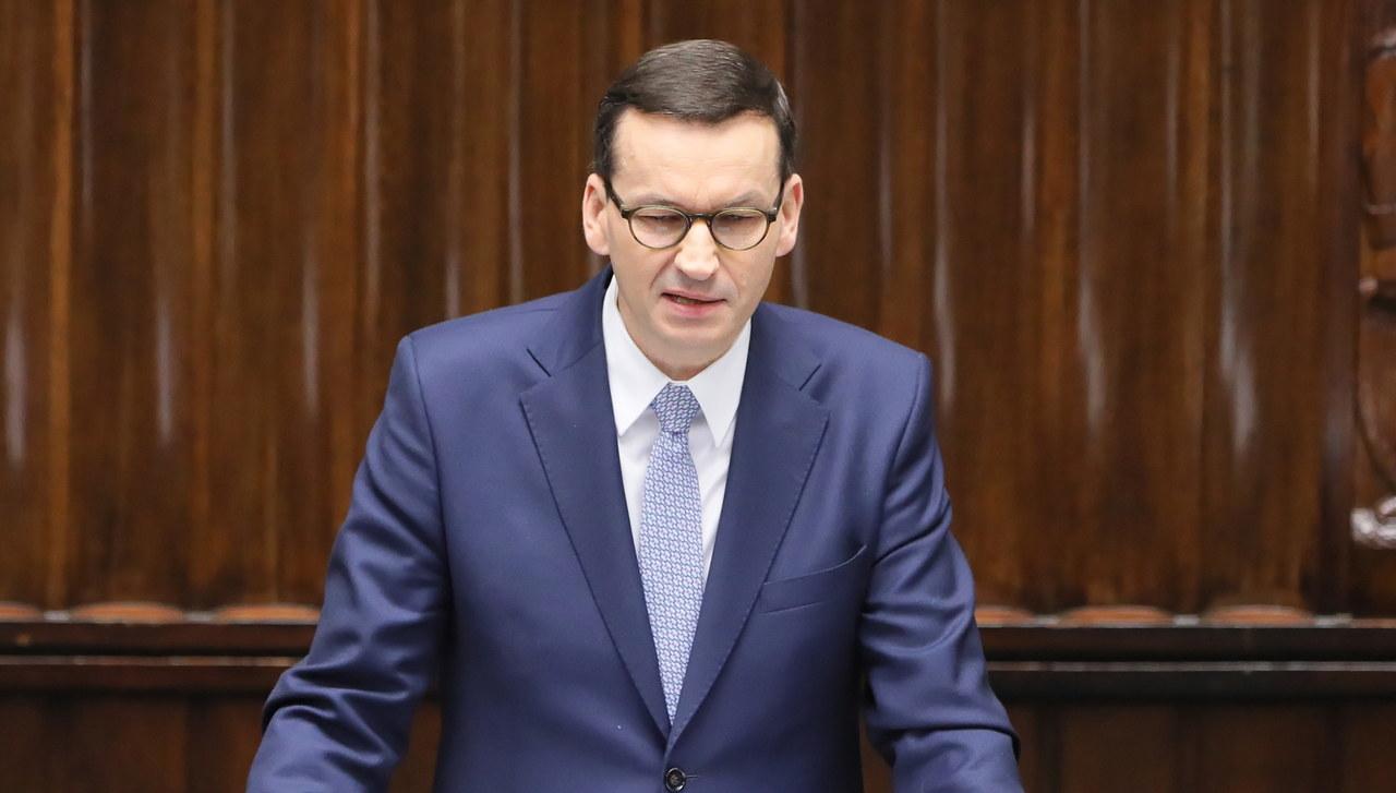 Exposé Morawieckiego. Przebudowa systemu podatkowego i zmiana konstytucji