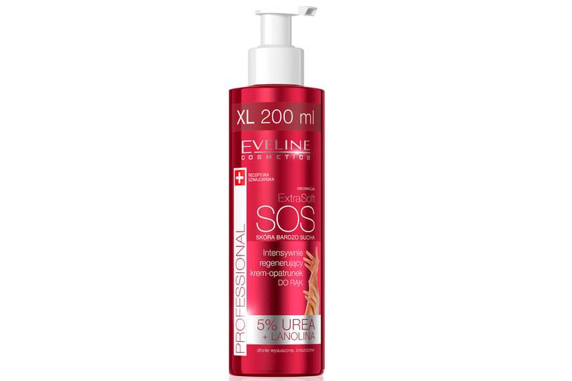 Extra Soft SOS od Eveline Cosmetics w wersji XL /materiały prasowe