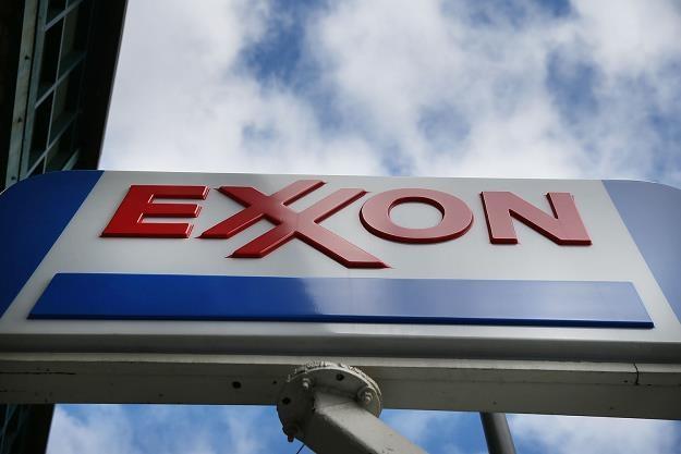 ExxonMobil ukarany za złamanie sankcji wobec Rosji /AFP