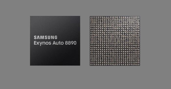 Exynos Auto 8890 /materiały prasowe
