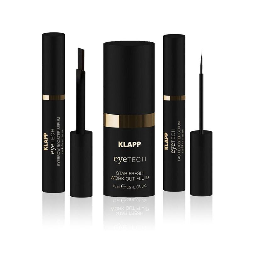 EyeTECH – pielęgnacyjna linia do oczu marki KLAPP Cosmetics /INTERIA/materiały prasowe