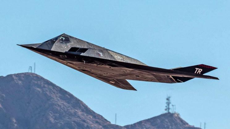 F-117 / fot. Santos Caceres /materiał zewnętrzny