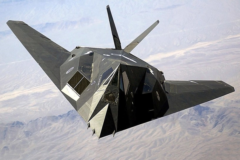 F-117 Nighthawk /Wikipedia