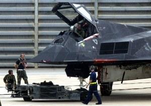F-117 wciąż znajdują się w stanie gotowości
