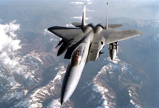 F-15C /AFP
