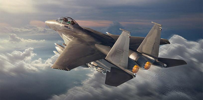 F-15EX - Fot. Boeing /materiały prasowe