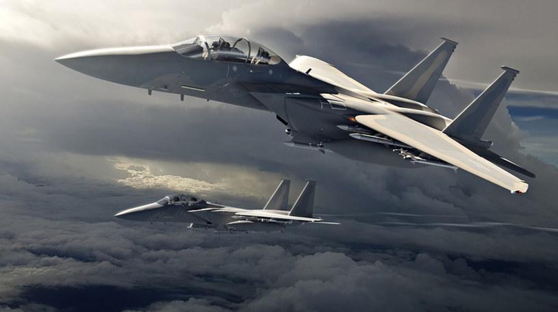 F-15EX /materiały prasowe
