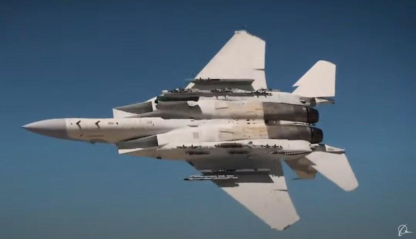 F-15QA Ababil /YouTube