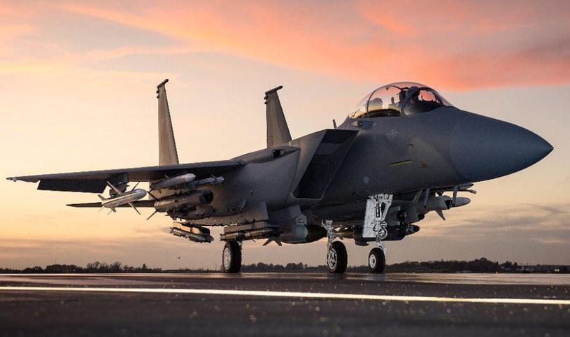 F-15QA - zdjęcie Katarskiego Ministerstwa Obrony /materiały prasowe