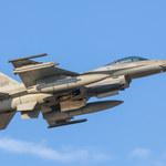 F-16 Jastrząb. Polskie samoloty mają 100 tys. godzin nalotu
