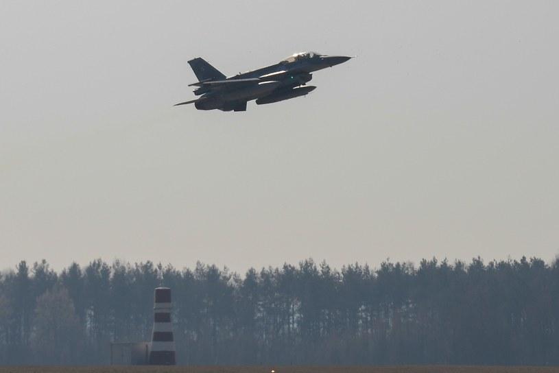 F-16, zdjęcie ilustracyjne /Adam Staśkiewicz /East News