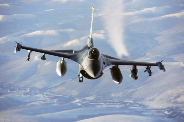 F-16 /AFP