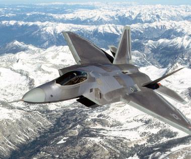 F-22 Raptor - sprostać wymogom współczesnych wojen