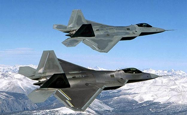 F-22 /AFP