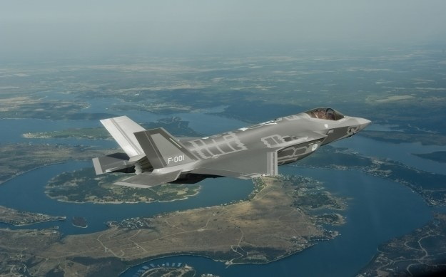 F-35      Fot. Lockheed Martin /materiały prasowe