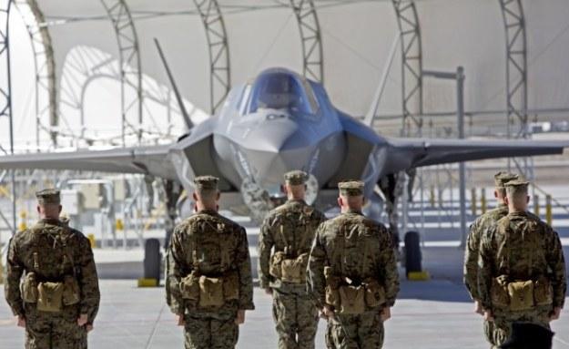 F-35 to niekończące się pasmo niepowodzeń. Fot. Lockheed Martin /materiały prasowe