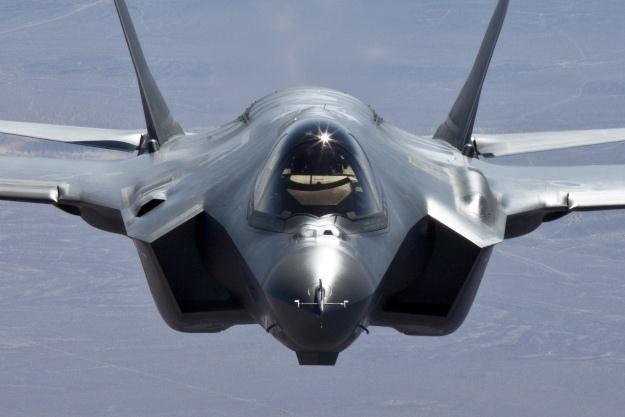 F-35 wkrótce rozpocznie swoją służbę.   Fot. Lockheed Martin /materiały prasowe