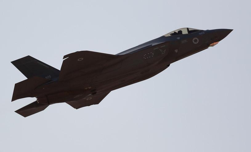 F-35 z problemami w kokpicie /AFP