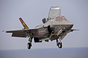 F-35 zastąpią EA-6B Prowler, AV-8B Harrier II oraz F/A-18 Hornet